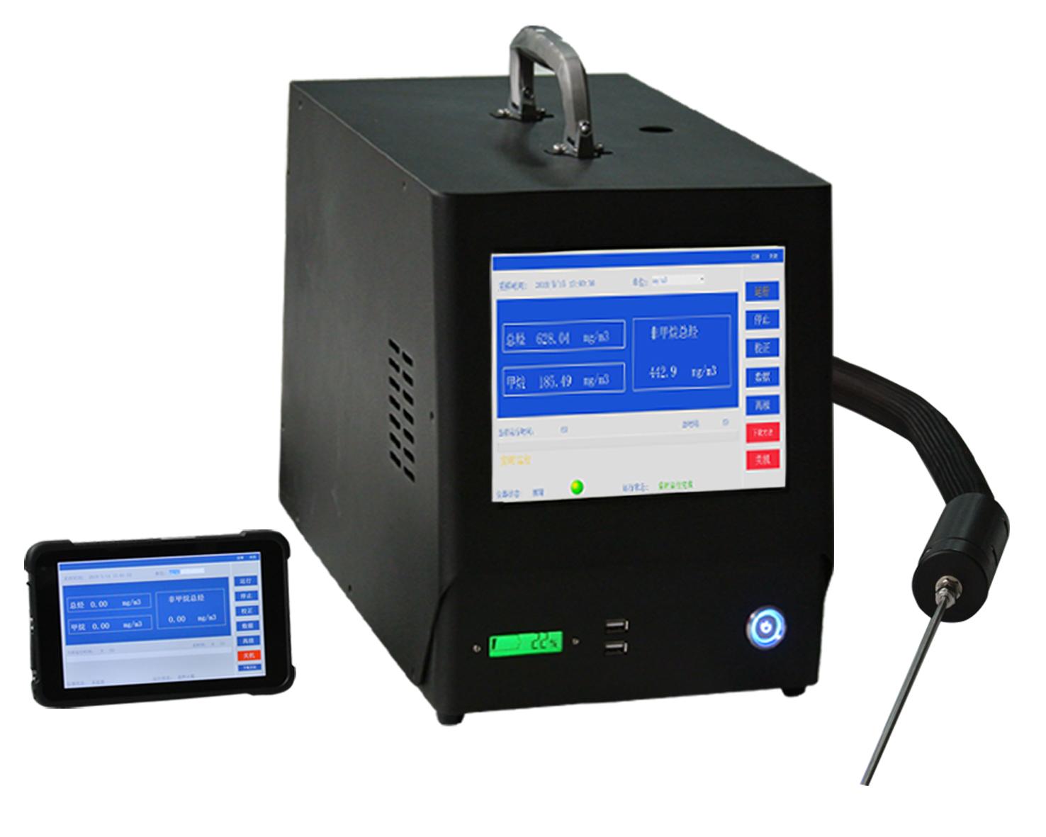 SYNPEC P200便携式VOCs分析仪